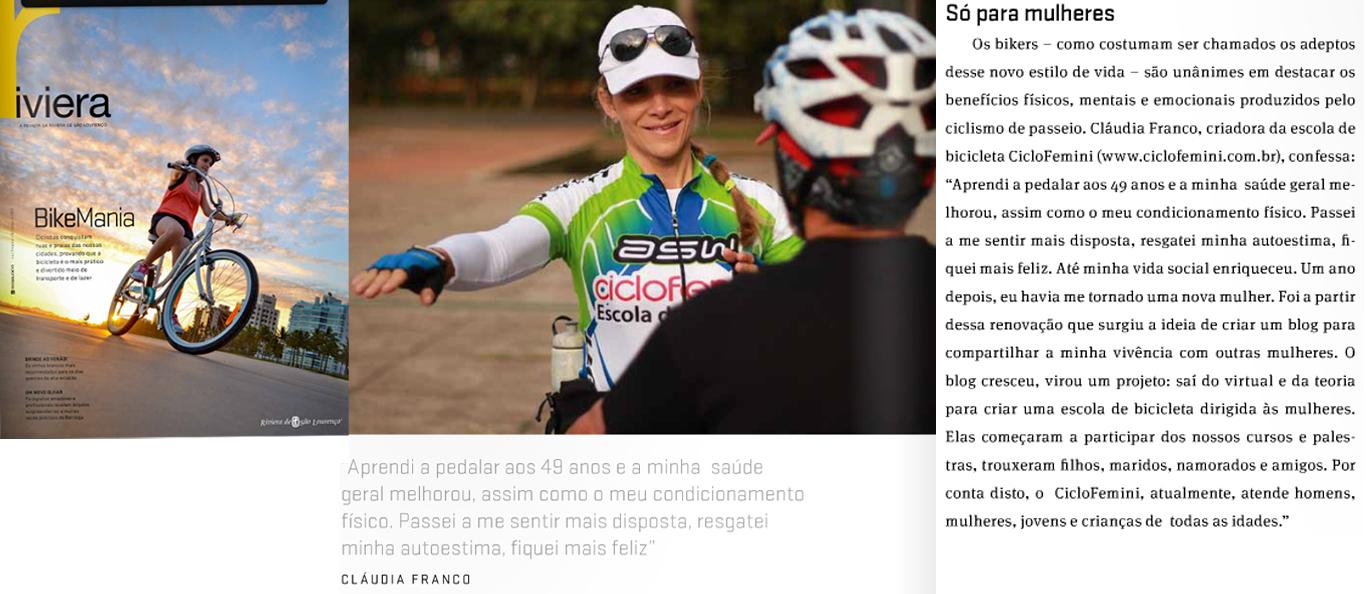 Revista Riviera de São Lourenço