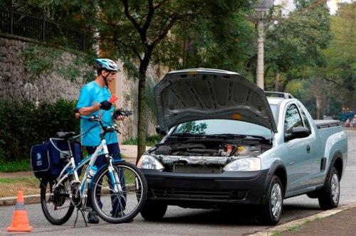 bike serviço