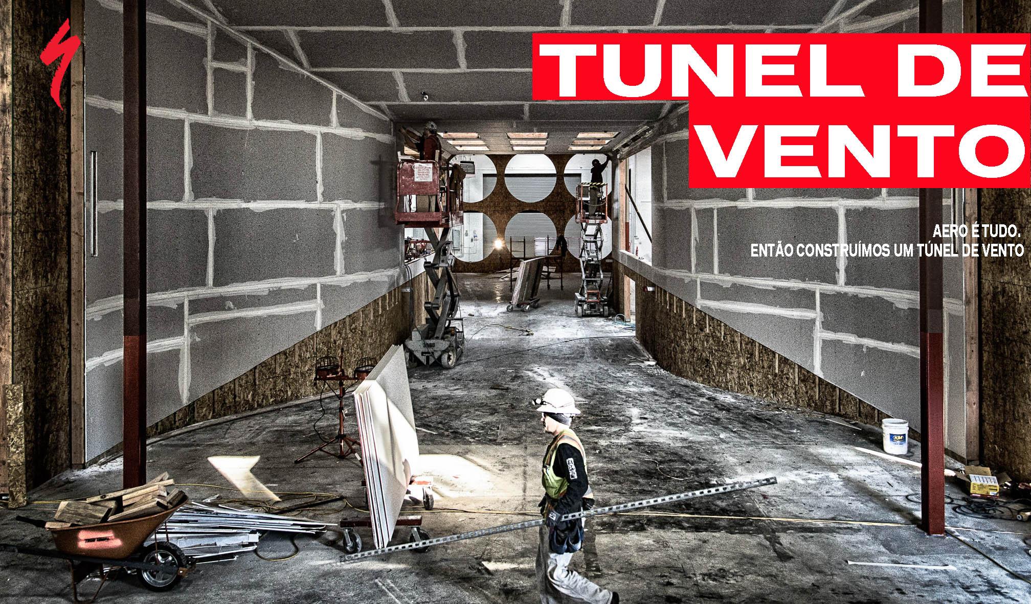 TUNEL DE VENTO