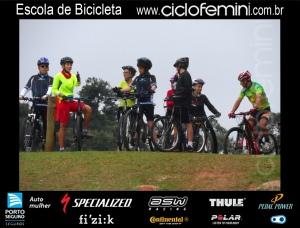 Clinica de Mountain Biking para aprendizes (41)