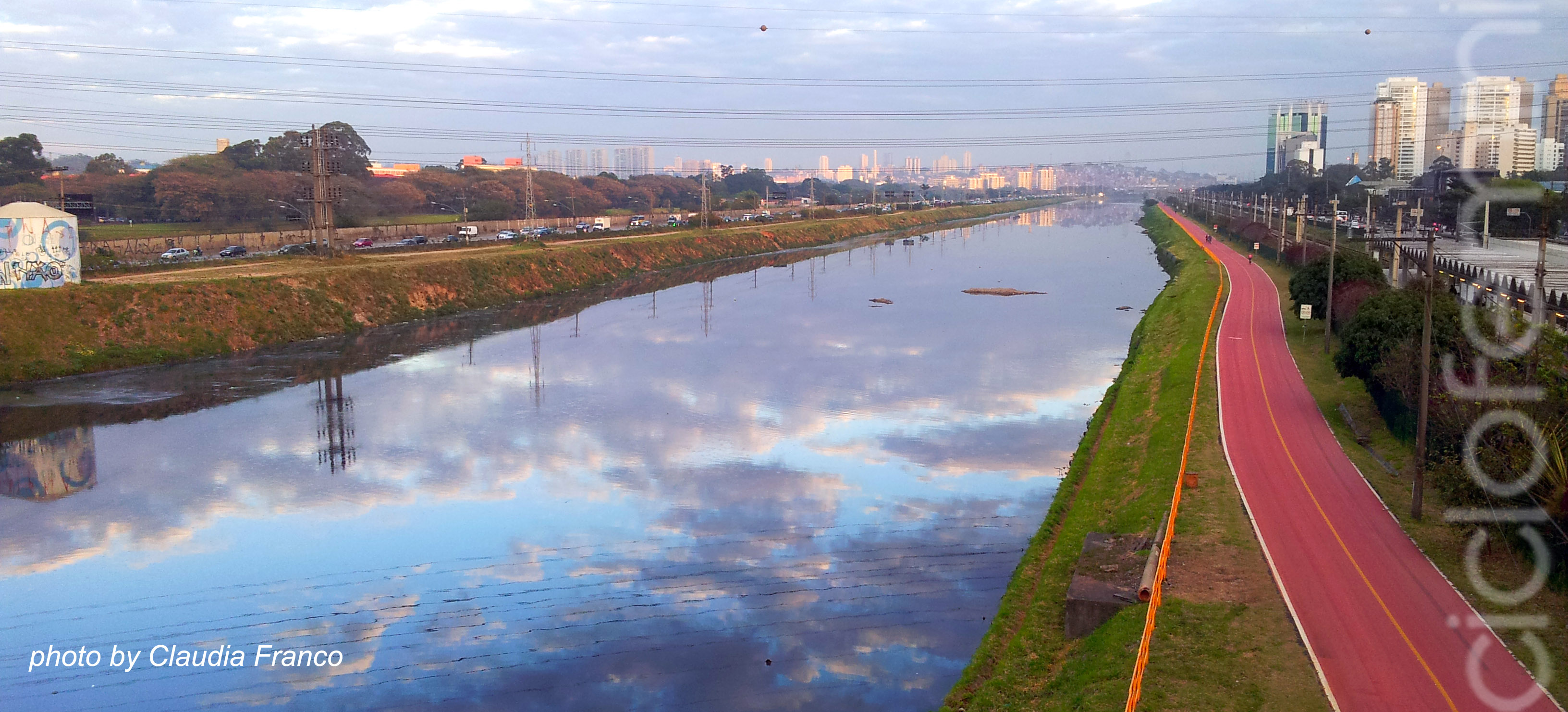 marginal rio Pinheiros
